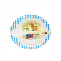 Beatrix Potter Peter Rabbit Bowl & Spoon