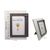 First Holy Communion Photo Frame - With Motif