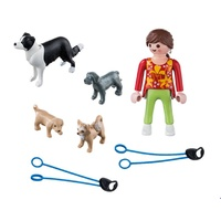 Playmobil City Life - Dog Walker