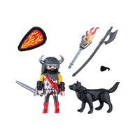 Playmobil Knights - Wolf Warrior