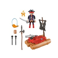 Playmobil Pirates - Pirate Raft Carry Case