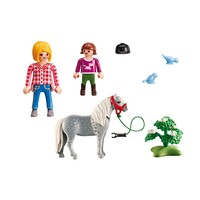 Playmobil Country - Pony Walk