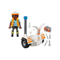 Playmobil City Life - Rescue Balance Racer
