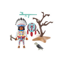 Playmobil Special Plus - Native American Chief