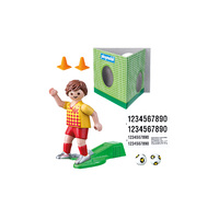 Playmobil City Life - Special Plus Soccer Player with Goal