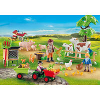 Playmobil Country - Advent Calendar On The Farm