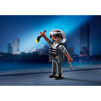 Playmobil City Action - Playmo Friends Tactical Unit Officer