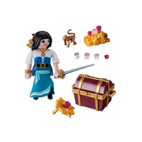 Playmobil Pirates - Pirate with Treasure