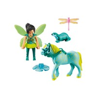 Playmobil Fairies - Enchanted Fairy with Horse