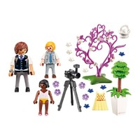 Playmobil City Life - Flower Children and Photographer