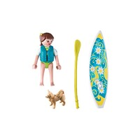 Playmobil Summer Fun - Paddleboarder