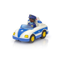 Playmobil 1.2.3 - Police Car