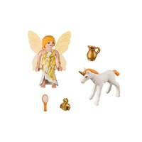 Playmobil Princess - Sun Fairy With Unicorn Foal