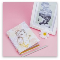 Paladone Disney - Beauty & The Beast Belle Notebook