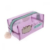 Pusheen Pvc Pencil Case Large