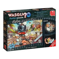 Wasgij? Puzzle 1000pc - Special Edition Retro Mystery 1 - The Wasgij Express Puzzle