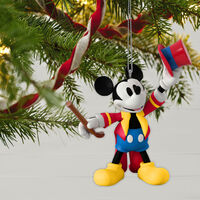 2019 Hallmark Keepsake Ornament - Disney Mickey's Movie Mouseterpieces Mickey's Circus
