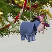 2019 Hallmark Keepsake Ornament - Disney Winnie the Pooh A Hundred Acre Hug