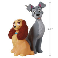 2020 Hallmark Keepsake Ornament - Disney Lady and the Tramp 65th Anniversary