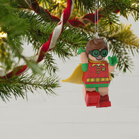 2019 Hallmark Keepsake Ornament - The LEGO Batman Movie Robin