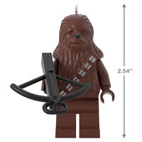 2020 Hallmark Keepsake Ornament - LEGO Star Wars Chewbacca