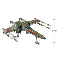 2020 Hallmark Keepsake Ornament - Star Wars: The Empire Strikes Back X-Wing Starfighter on Dagobah