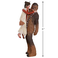 2020 Hallmark Keepsake Ornament - Star Wars: The Empire Strikes Back Princess Leia and Chewbacca