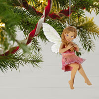 2019 Hallmark Keepsake Ornament - Fairy Messengers Sweet Pea Fairy