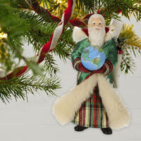 2019 Hallmark Keepsake Ornament - Father Christmas