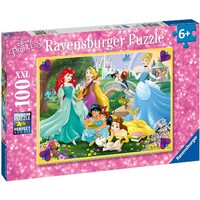 Ravensburger Puzzle 100pc - Disney Princess Collection