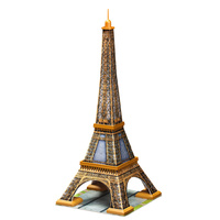 Ravensburger 3D Puzzle 216pc - Eiffel Tower