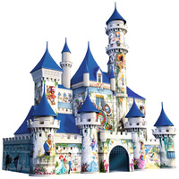 Ravensburger 3D Puzzle 216pc - Disney Castle