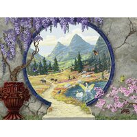 Ravensburger Puzzle 300pc - Into A New World
