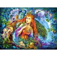 Ravensburger Puzzle 500pc - Fairy Of The Forest