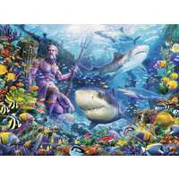 Ravensburger Puzzle 500pc - King of the Sea