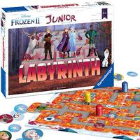 Ravensburger Frozen 2 Labyrinth Junior Board Game