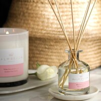 Palm Beach Collection Reed Diffuser - White Rose & Jasmine
