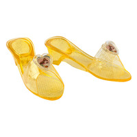 Disney Princess Costume - Belle Jelly Shoes