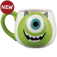 Disney/Pixar Monsters Inc Mike 3D Mug
