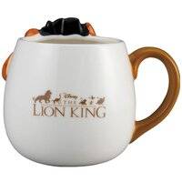Disney The Lion King Timon and Pumba 3D Mug