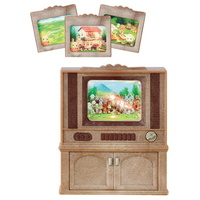 Sylvanian Families - Deluxe Television Set