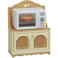 Sylvanian Families - Microwave Cabinet