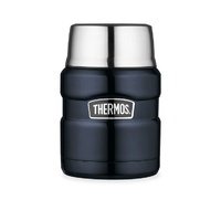 Thermos Stainless King Food Jar 470ml Midnight Blue