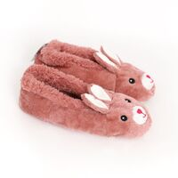 Slumbies Ladies Furry Critters - Bunny