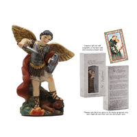 Inspirational Catholic Saint - Saint Michael - Patron Of Police Officers