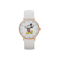 The Original Mickey Collection Watch - Rose + White 36mm