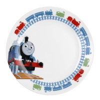 Royal Worcester Thomas the Tank Engine 3-Piece Childrens Dinner Set