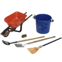 Breyer Traditional - 1:9 Stable Cleaning Set