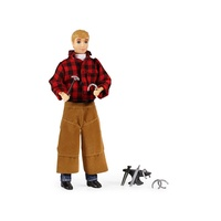 Breyer Traditional - 1:9 Farrier Jake With Tools