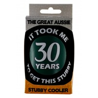 Stubby Cooler - Took Me 30 Years To Get